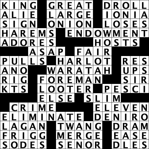 June2021puzzle Solution