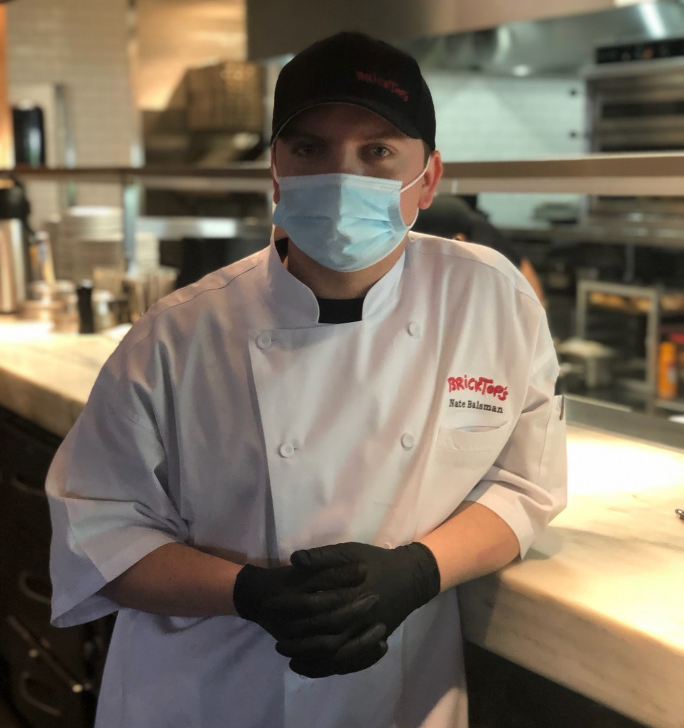 Bricktop's Chef