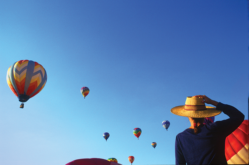The 2005 National Balloon Rally Was Held Near Statesville (nc).