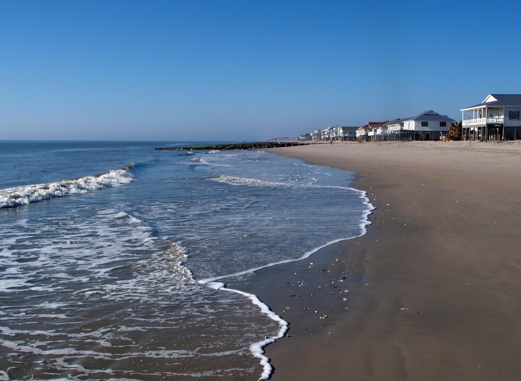 edisto beach shore