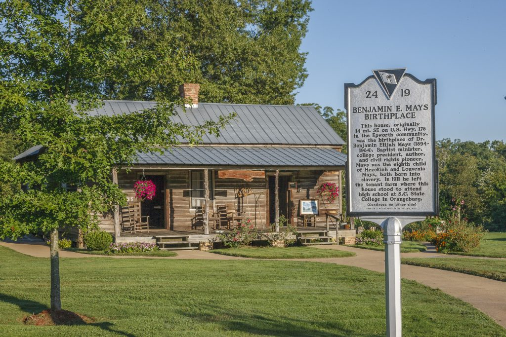 Ben Mays Historic Site Marker 1024x683