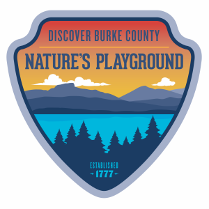 Natures Playground Logo Discover Burke County