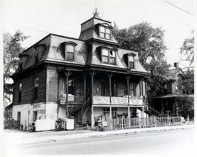 Smith House N Brevarrd 1968