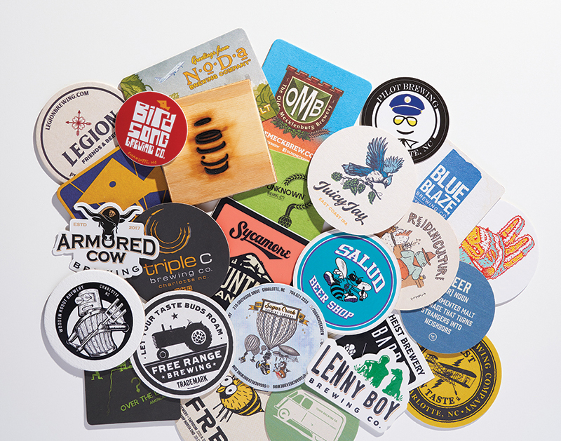 25 British and Irish Craft Breweries Coaster Collection with their stories