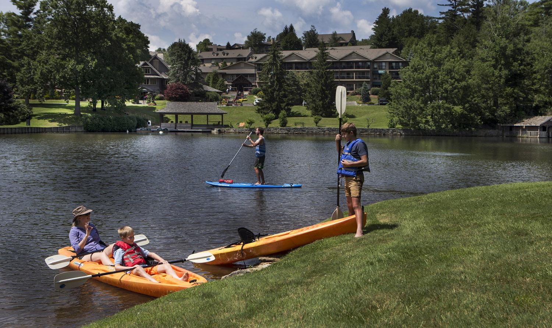 Lake Activities Sm
