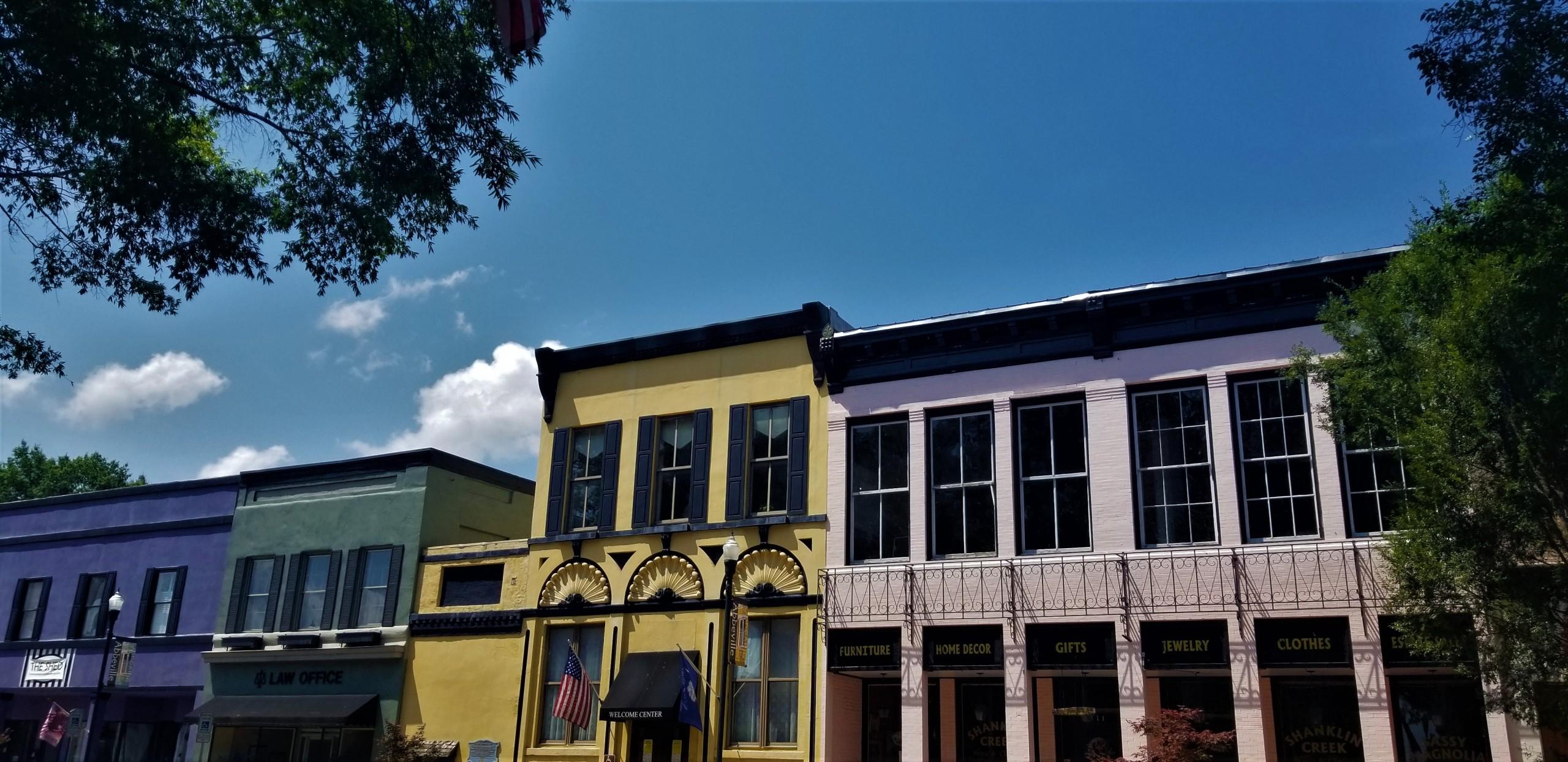 Abbeville Square 4