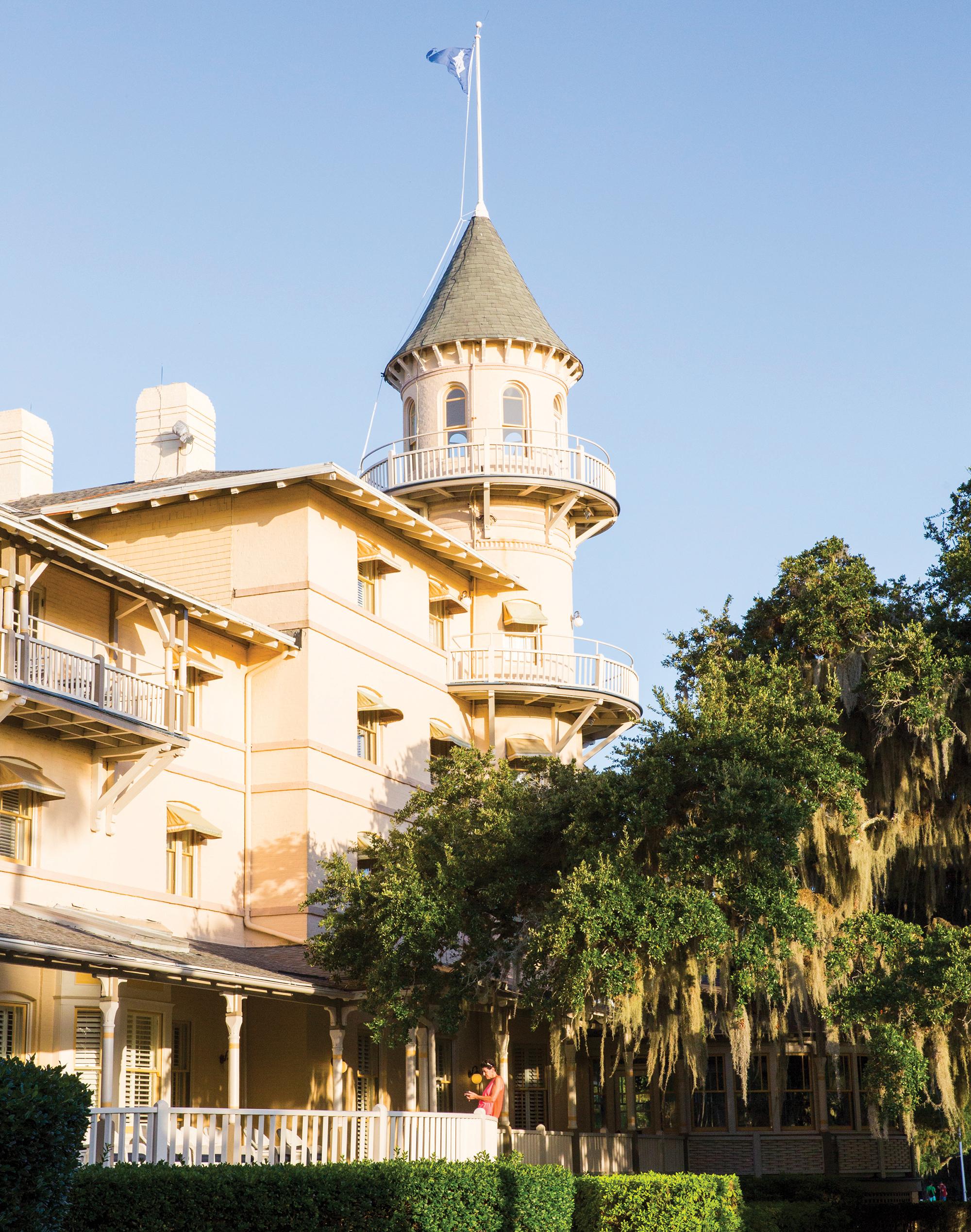 Jekyll Island Club Resort 3