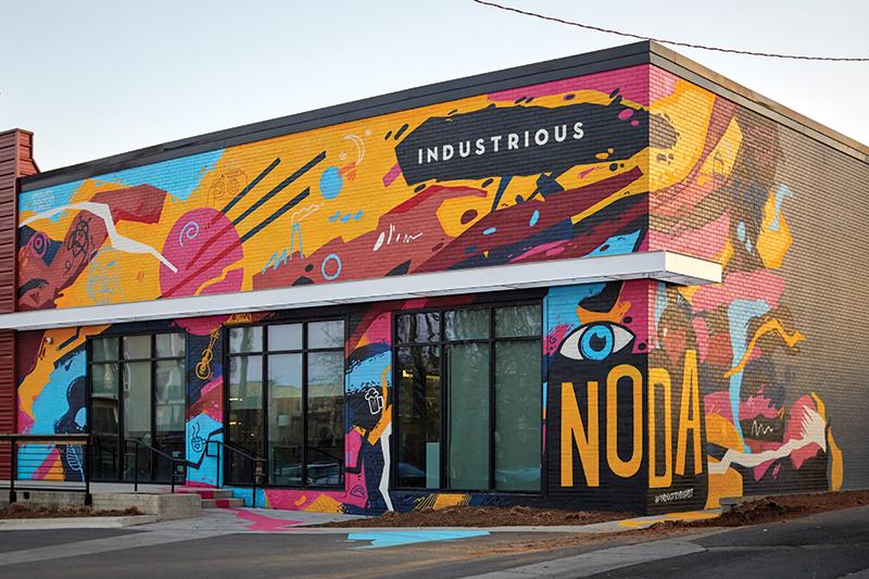 Noda Murals