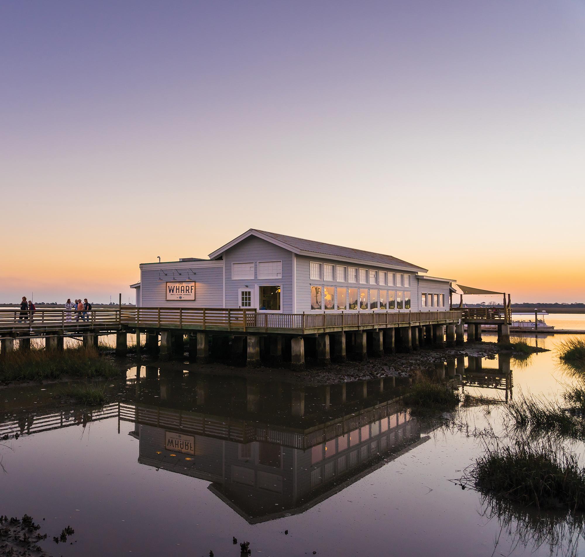 The Wharf Restaurant 1