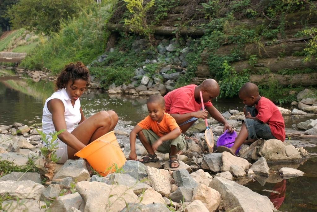 Carolina Thread Trail Family