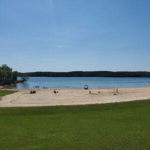 Calhoun Falls State Park Beach