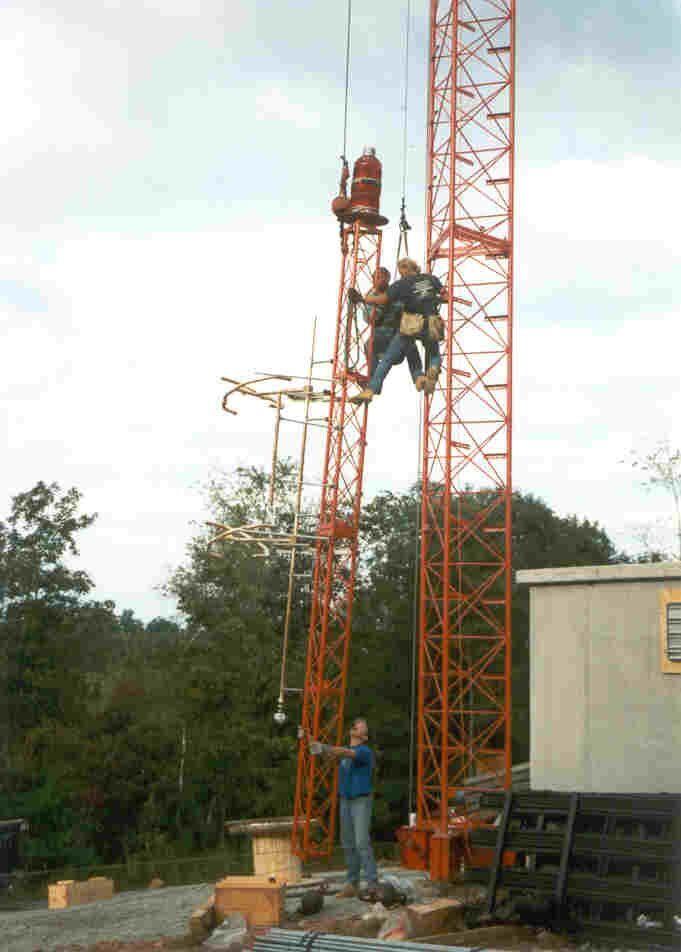 Wfhe Tower 1994 95