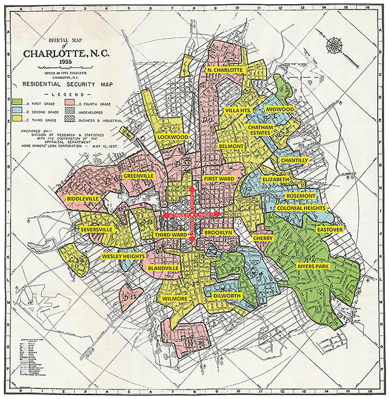 Map 1937 Redline