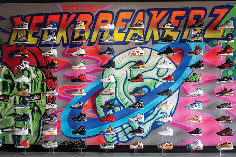 Neckbreakers Scavengerhunt