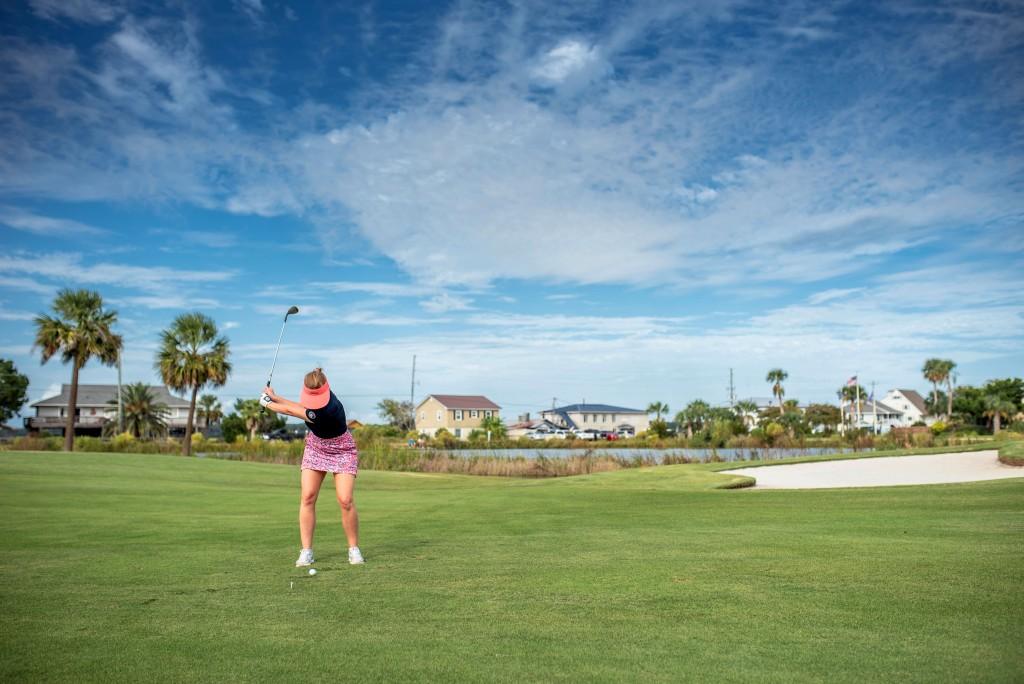 Edisto Golf Chelsea Ward