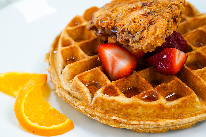 Waffles And Chic